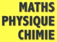 Cours de Maths et Physique-Chimie (en ligne ou en présentiel)