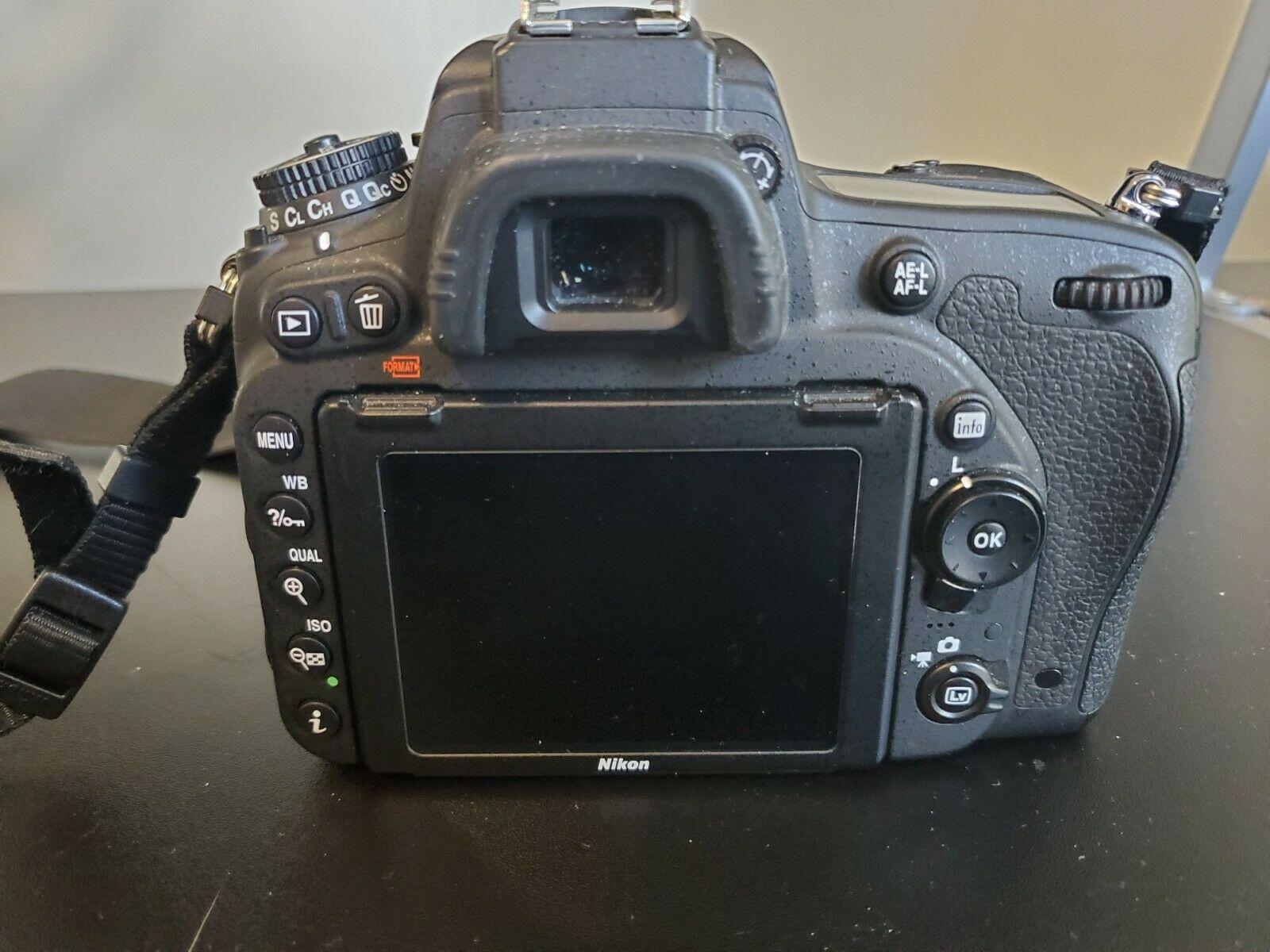 Nikon D750 24.3 MP Digital SLR Camera-Black